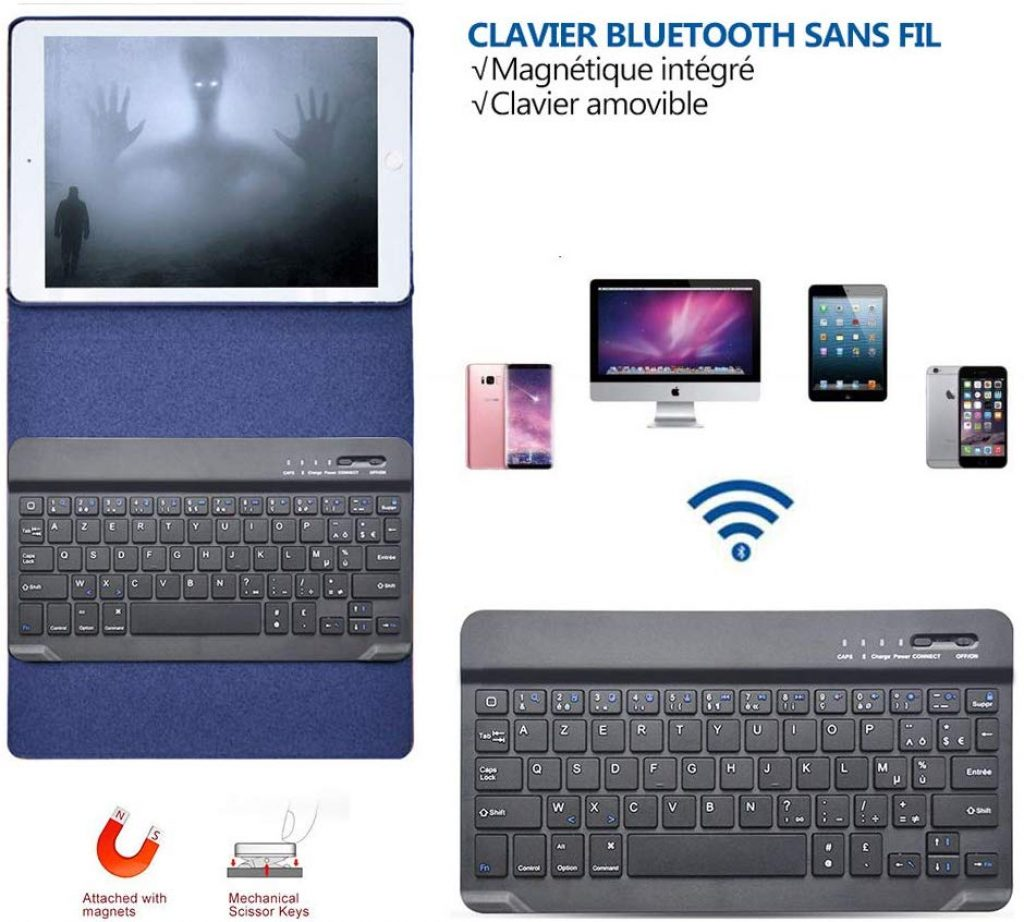 clavier bluetooth COO avis test